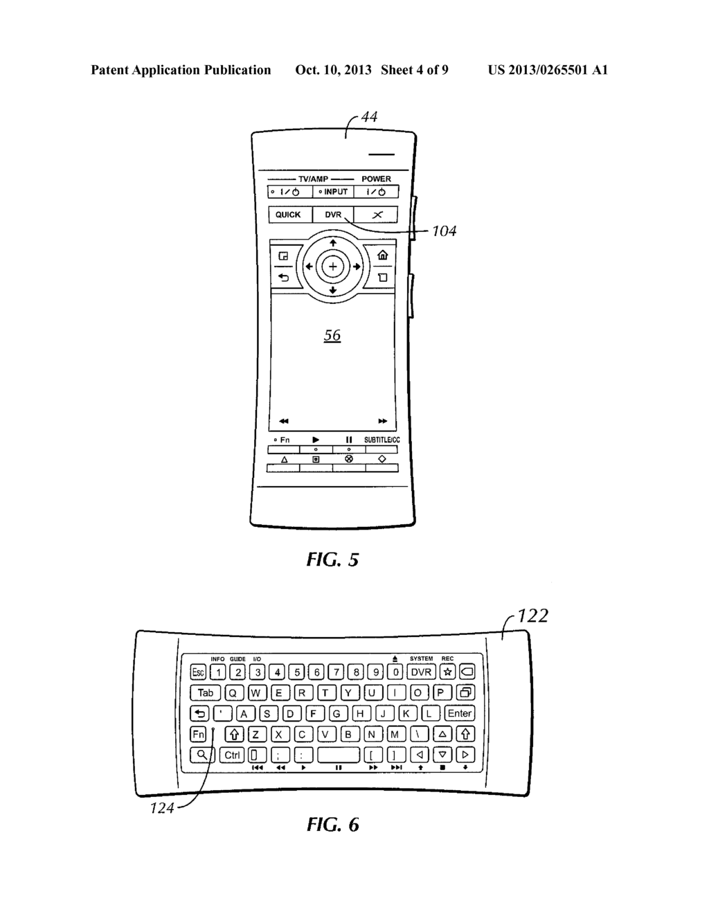 REMOTE TOUCH GESTURES - diagram, schematic, and image 05