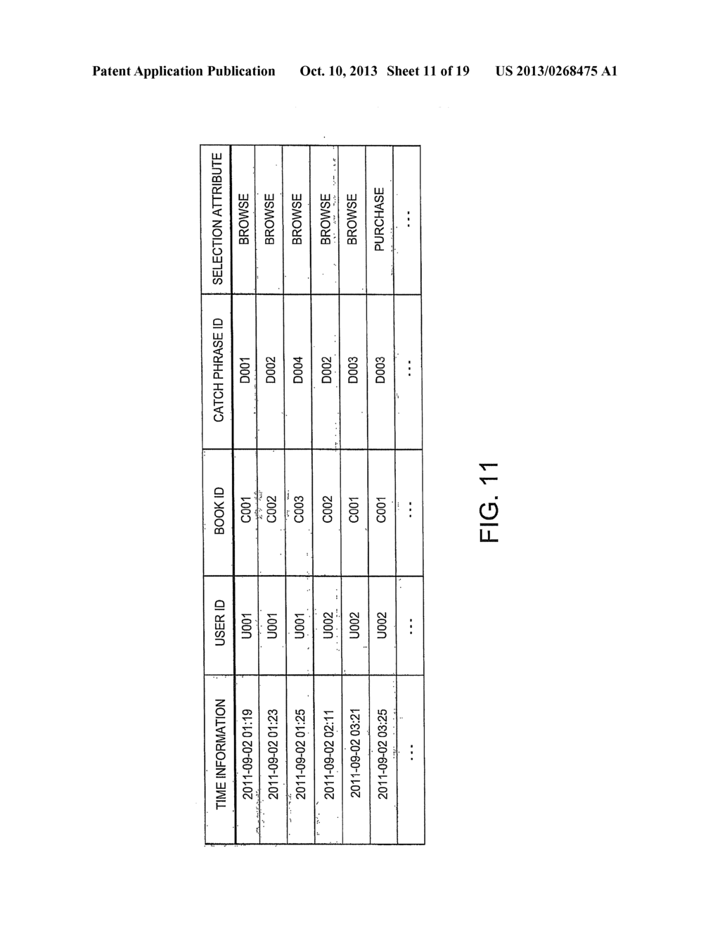INFORMATION PROCESSING APPARATUS, A METHOD AND A NON-TRANSITORY COMPUTER     READABLE MEDIUM THEREOF, AND AN INFORMATION COMMUNICATION TERMINAL, A     CONTROL METHOD AND A NON-TRANSITORY COMPUTER READABLE MEDIUM THEREOF - diagram, schematic, and image 12