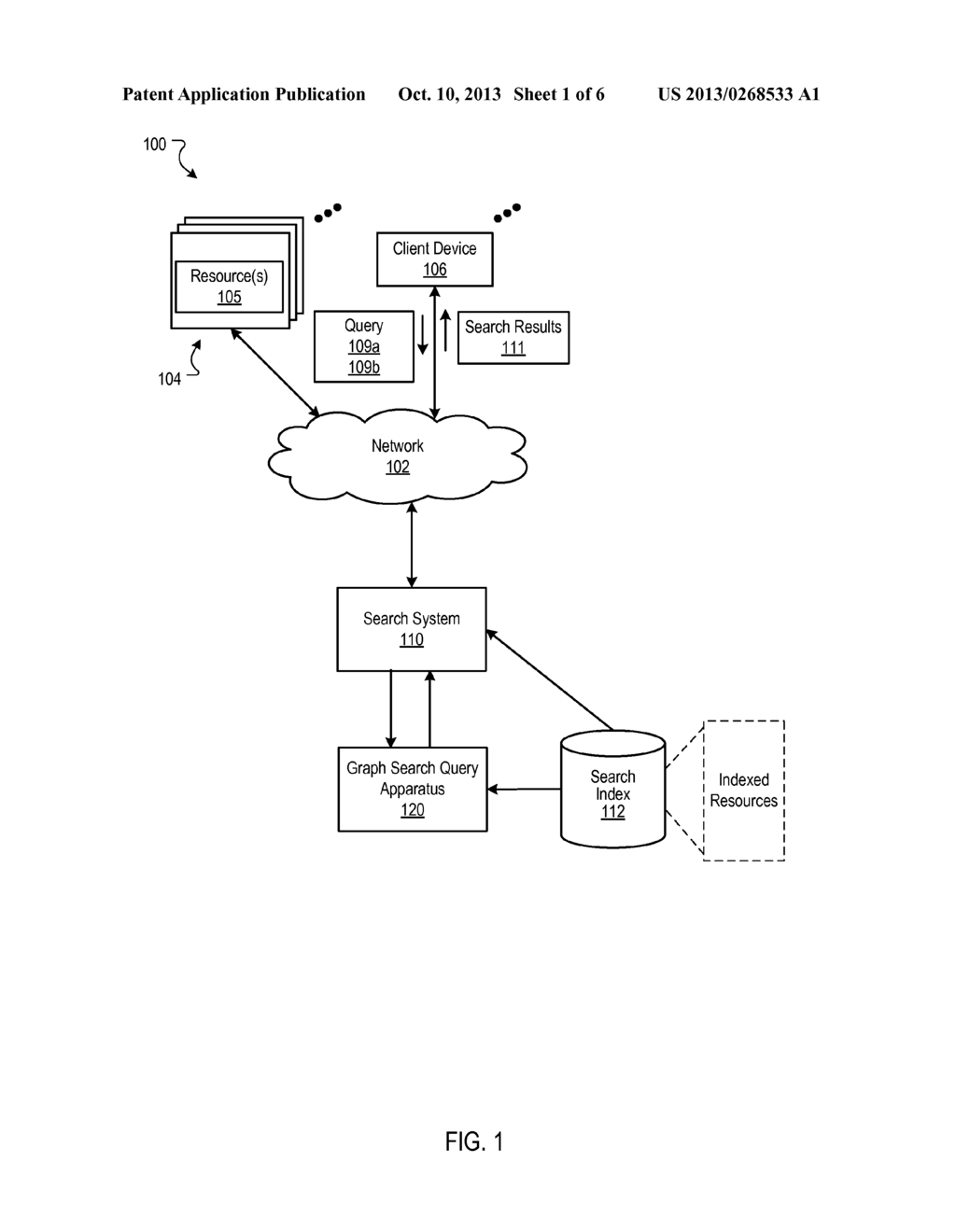 GRAPH-BASED SEARCH QUERIES USING WEB CONTENT METADATA - diagram, schematic, and image 02