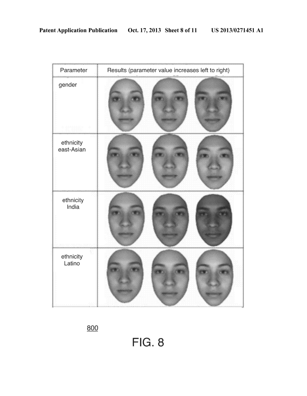 PARAMETERIZED 3D FACE GENERATION - diagram, schematic, and image 09