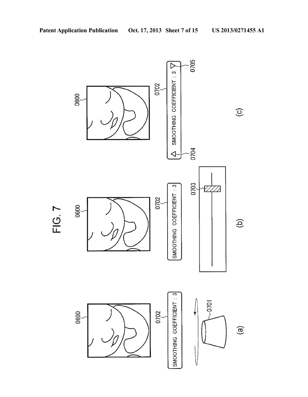 ULTRASONIC DIAGNOSTIC DEVICE AND IMAGE PROCESSING METHOD - diagram, schematic, and image 08