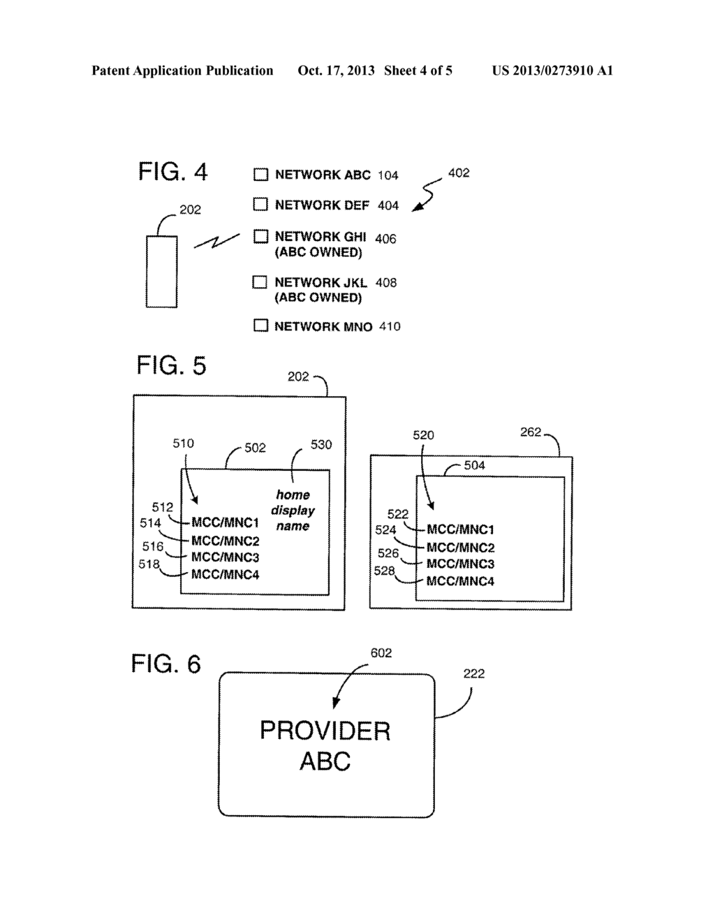 Home Network Name Displaying Methods And Apparatus For ... on