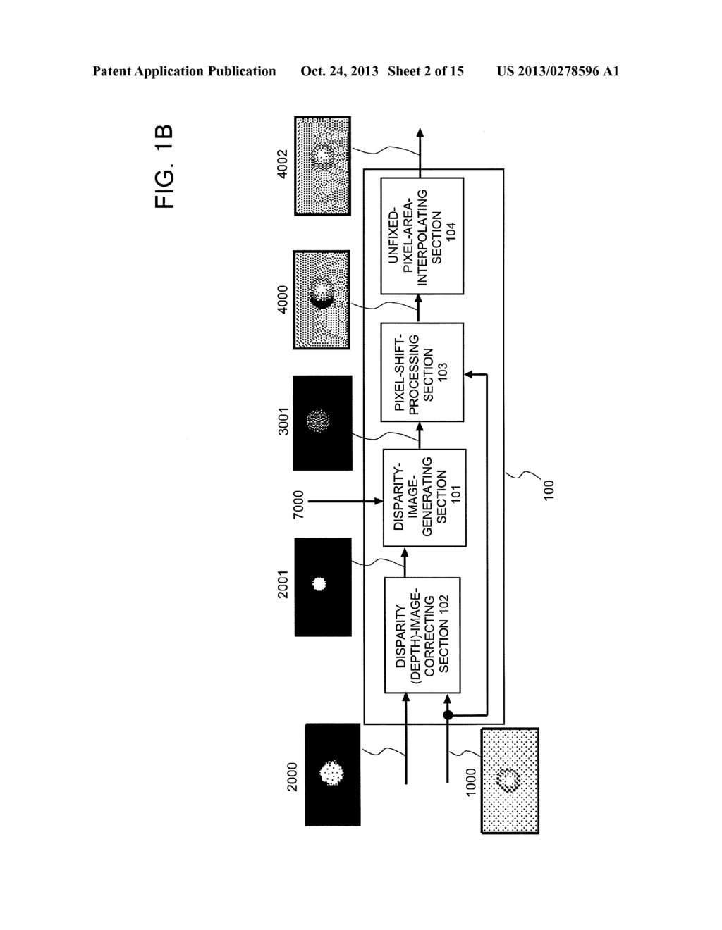 IMAGE GENERATION APPARATUS, IMAGE DISPLAY APPARATUS, IMAGE GENERATION     METHOD AND NON-TRANSITORY COMPUTER READABLE MEDIUM - diagram, schematic, and image 03