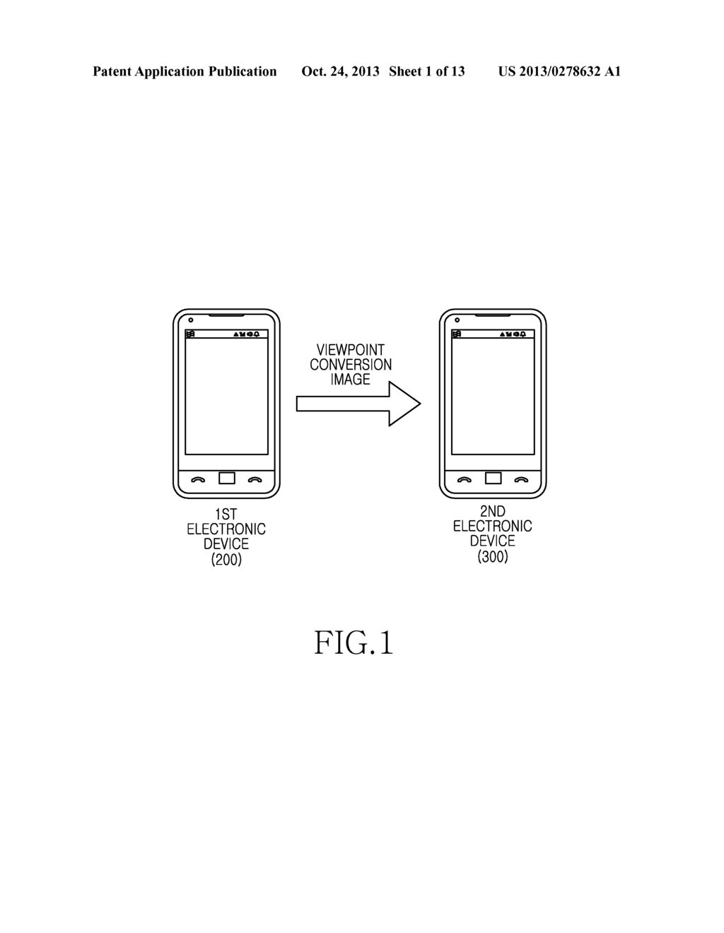 METHOD FOR DISPLAYING AUGMENTED REALITY IMAGE AND ELECTRONIC DEVICE     THEREOF - diagram, schematic, and image 02
