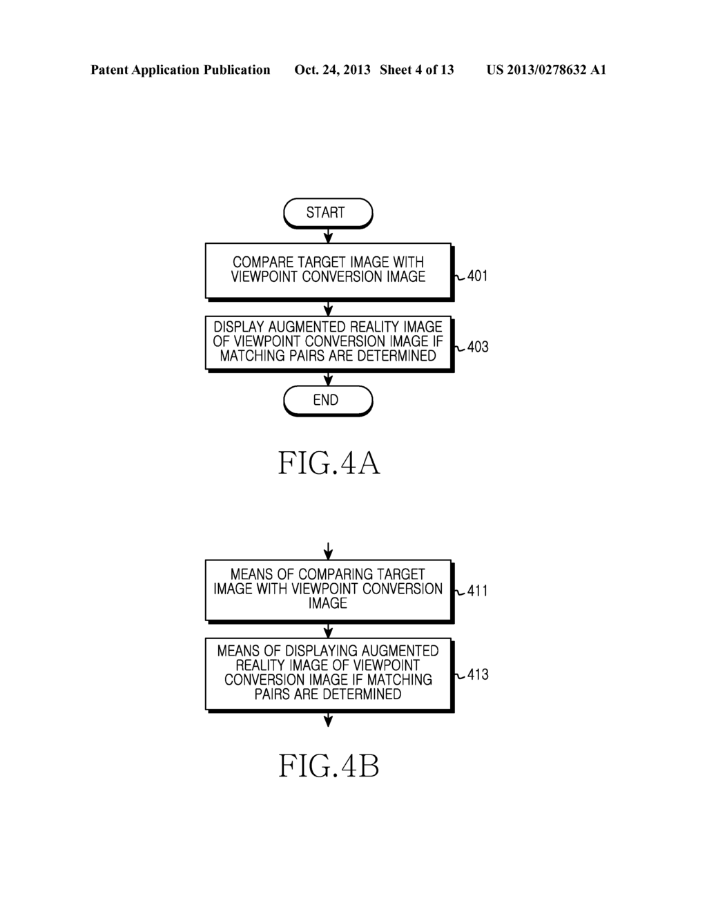 METHOD FOR DISPLAYING AUGMENTED REALITY IMAGE AND ELECTRONIC DEVICE     THEREOF - diagram, schematic, and image 05