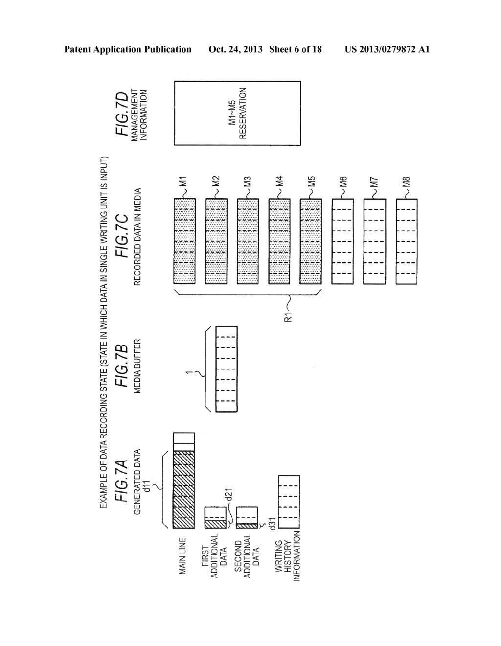 RECORDING APPARATUS, IMAGING AND RECORDING APPARATUS, RECORDING METHOD,     AND PROGRAM - diagram, schematic, and image 07