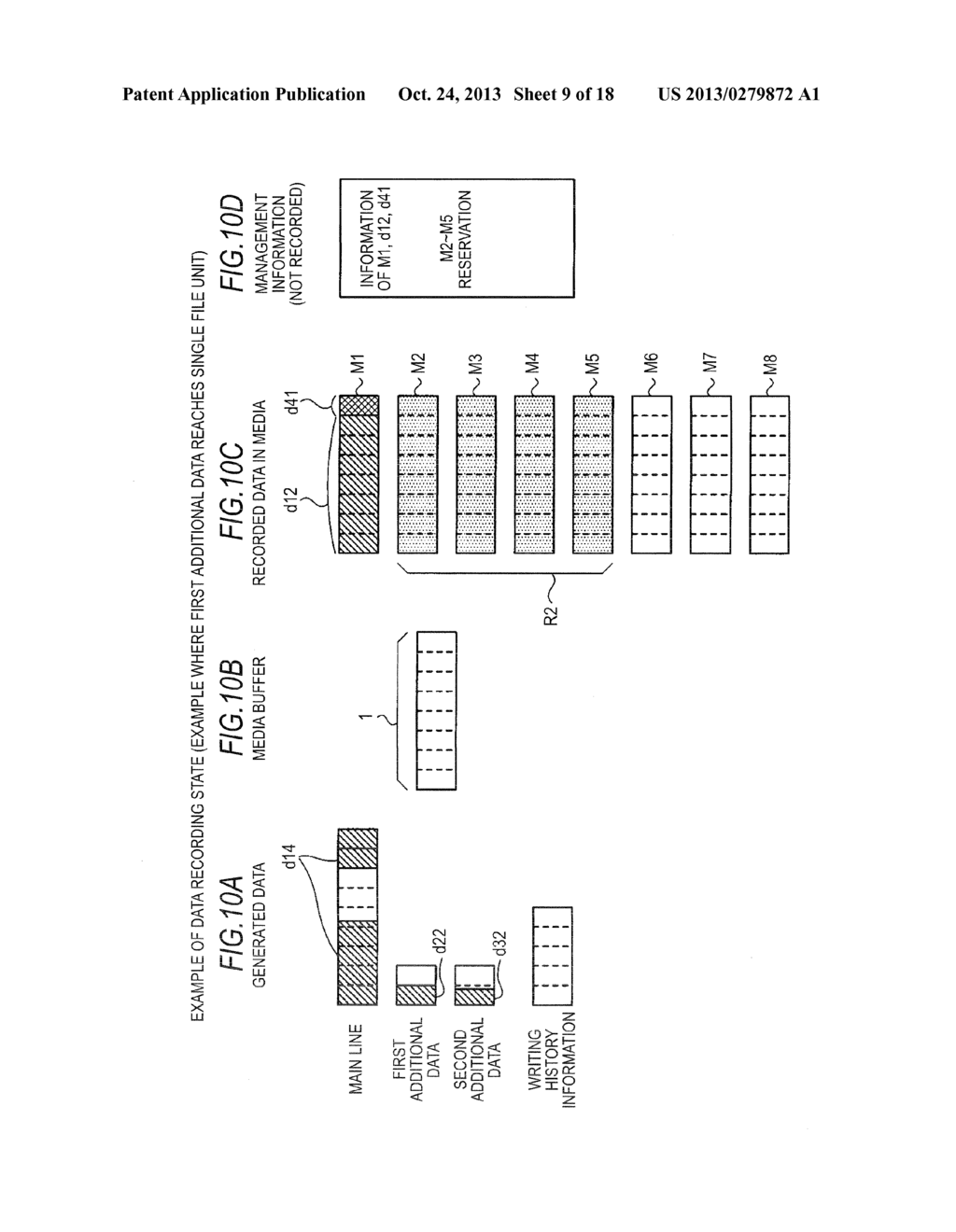 RECORDING APPARATUS, IMAGING AND RECORDING APPARATUS, RECORDING METHOD,     AND PROGRAM - diagram, schematic, and image 10