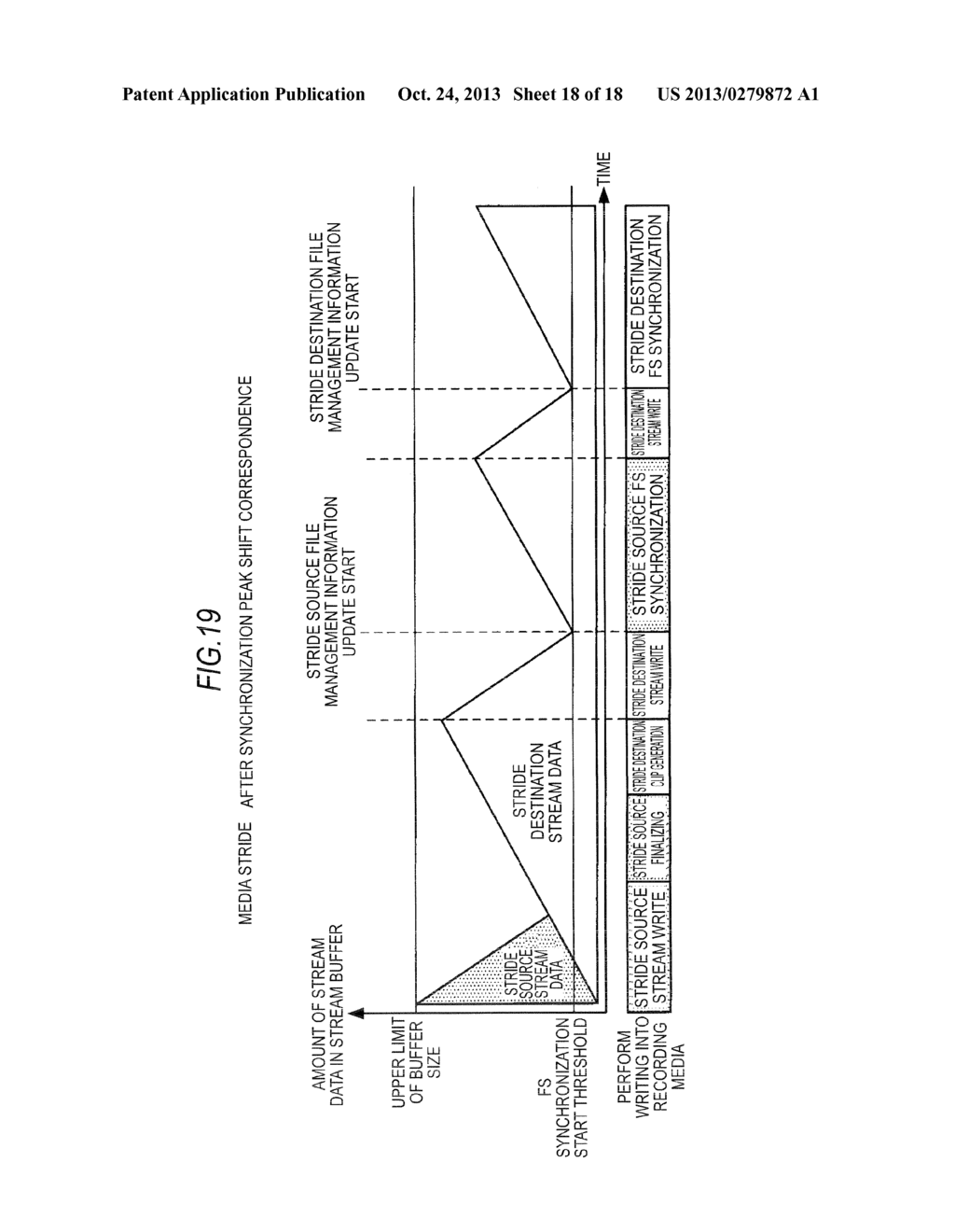 RECORDING APPARATUS, IMAGING AND RECORDING APPARATUS, RECORDING METHOD,     AND PROGRAM - diagram, schematic, and image 19