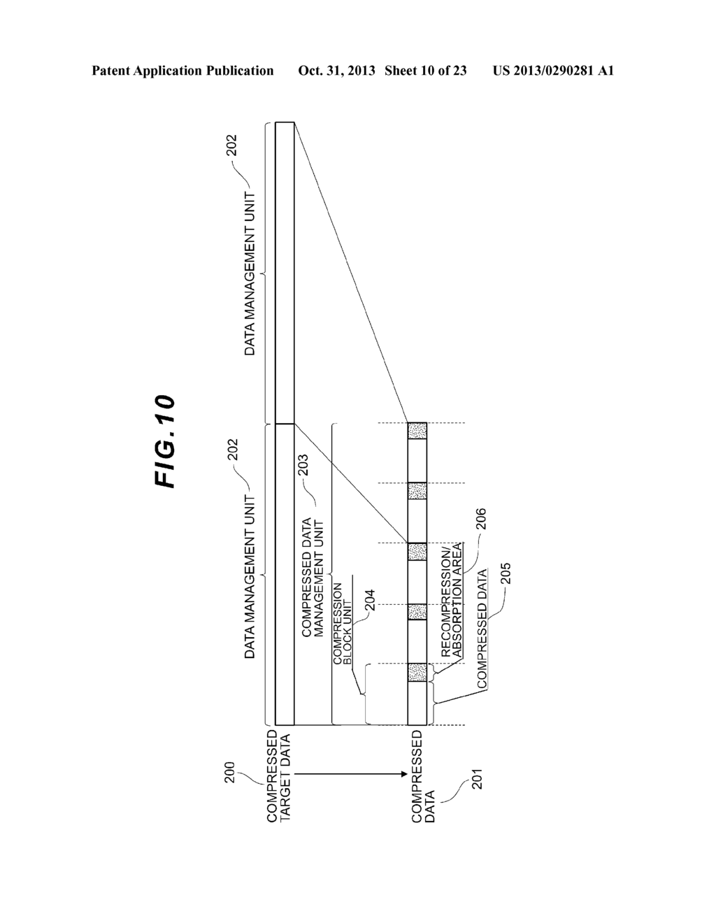 STORAGE APPARATUS AND DATA MANAGEMENT METHOD - diagram, schematic, and image 11