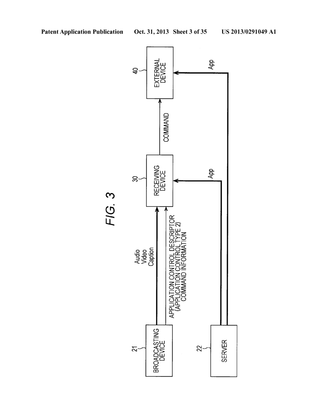RECEIVING DEVICE, RECEIVING METHOD, PROVIDING DEVICE, PROVIDING METHOD,     PROGRAMS, AND BROADCASTING SYSTEM - diagram, schematic, and image 04