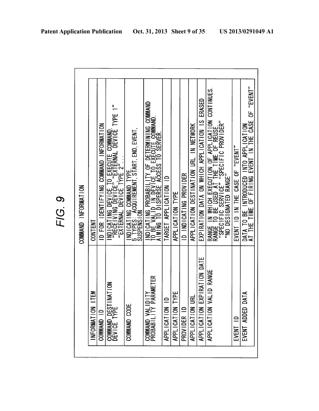RECEIVING DEVICE, RECEIVING METHOD, PROVIDING DEVICE, PROVIDING METHOD,     PROGRAMS, AND BROADCASTING SYSTEM - diagram, schematic, and image 10