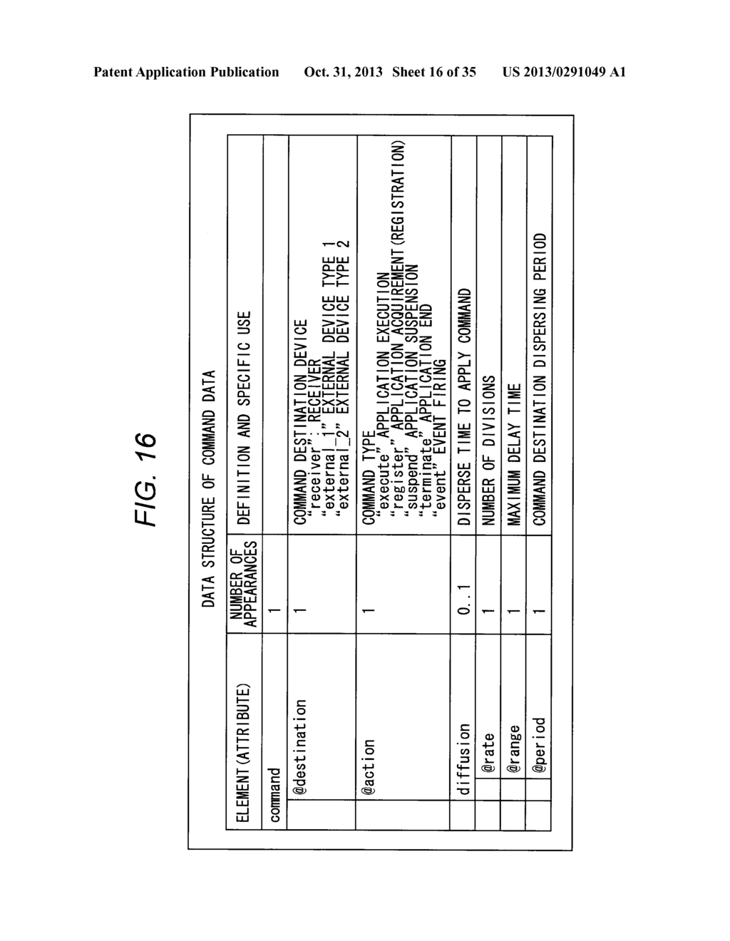 RECEIVING DEVICE, RECEIVING METHOD, PROVIDING DEVICE, PROVIDING METHOD,     PROGRAMS, AND BROADCASTING SYSTEM - diagram, schematic, and image 17
