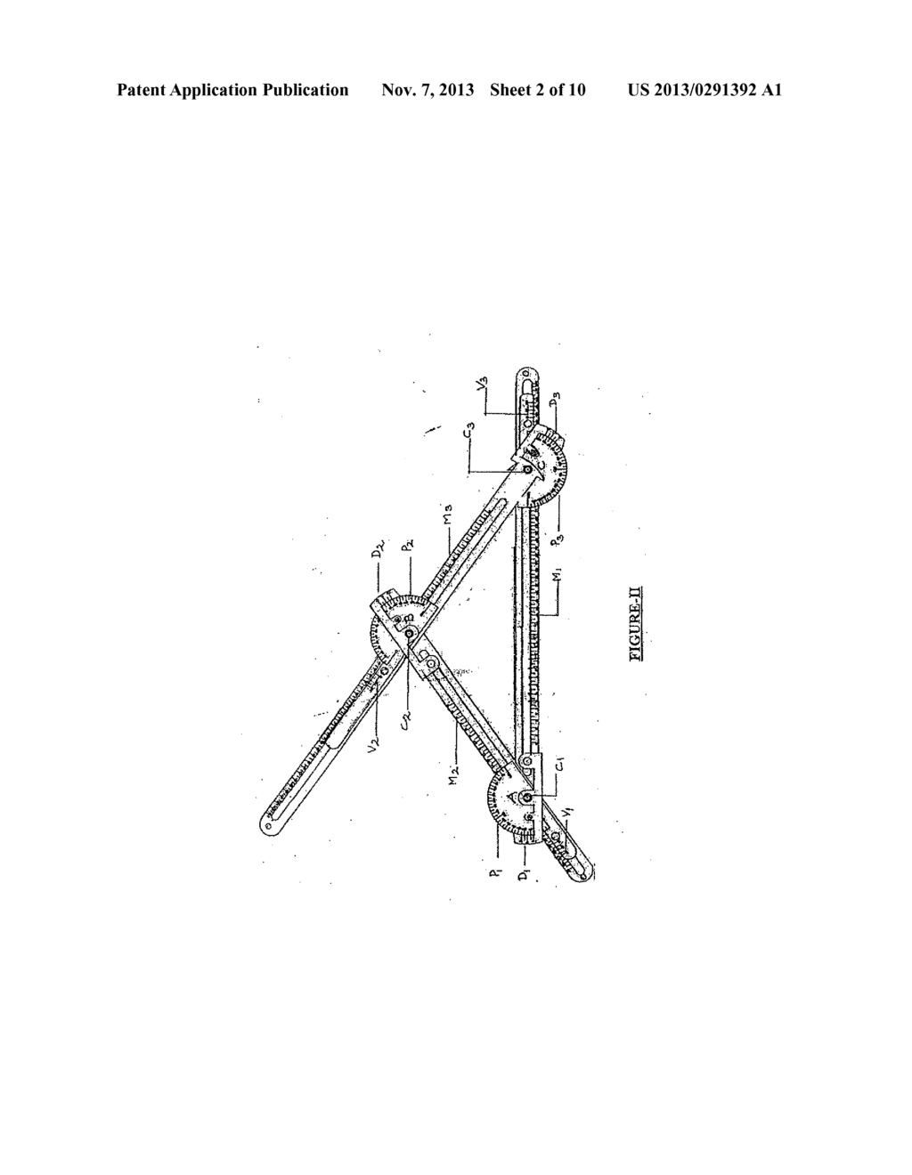 MULTIPURPOSE INSTRUMENT FOR TRIANGLE SOLUTIONS, MEASUREMENTS AND ...