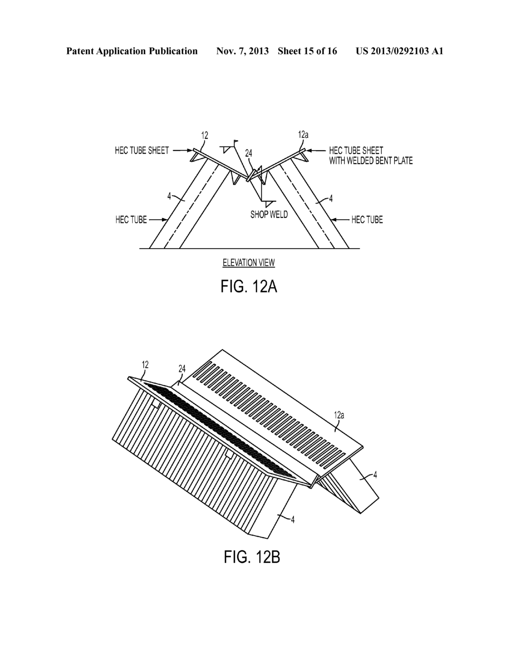 Apparatus and Method for Connecting Air Cooled Condenser Heat ...