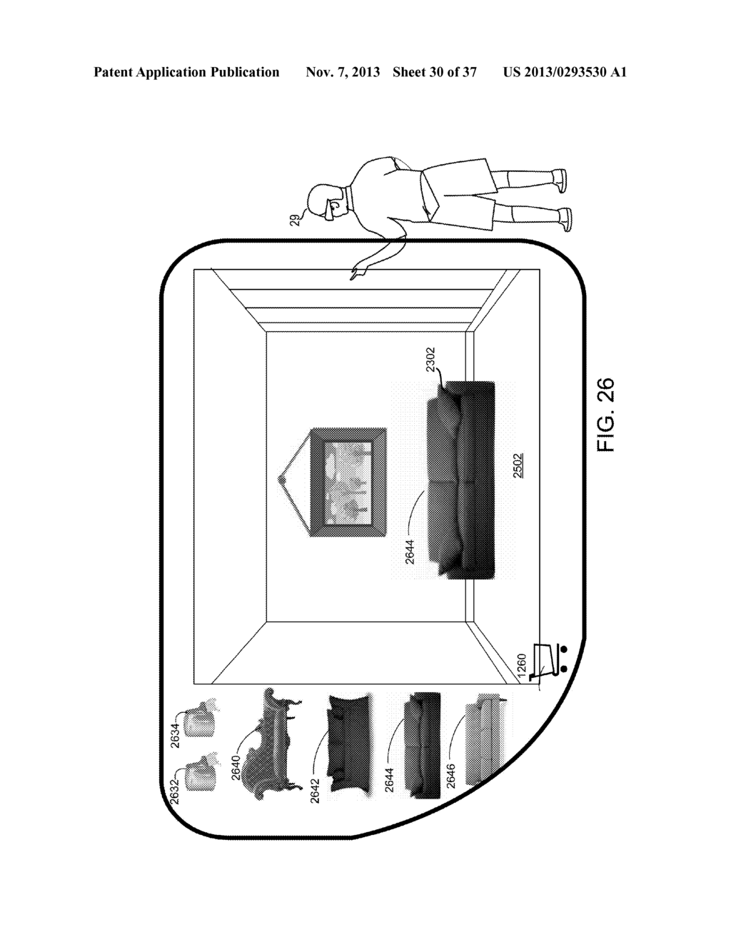 PRODUCT AUGMENTATION AND ADVERTISING IN SEE THROUGH DISPLAYS - diagram, schematic, and image 31
