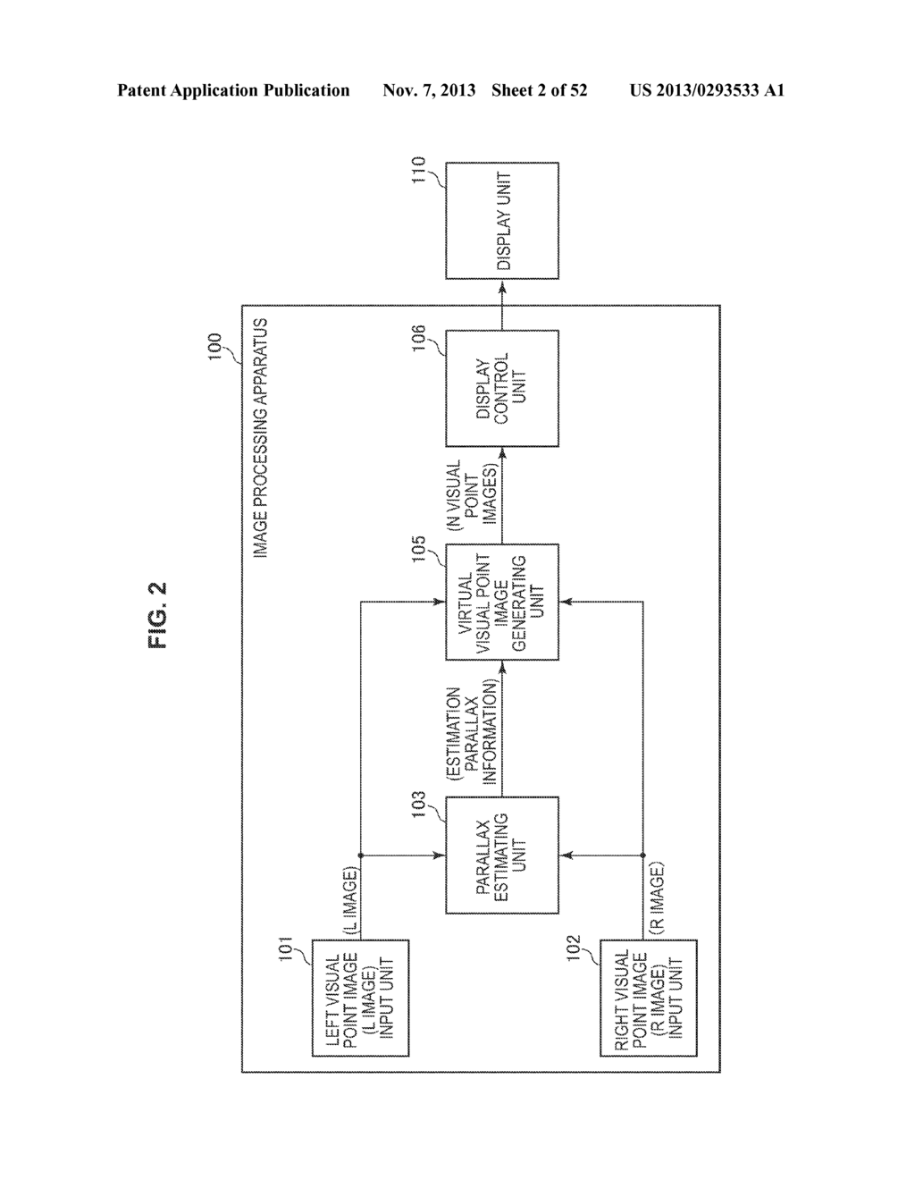 IMAGE PROCESSING APPARATUS AND IMAGE PROCESSING METHOD - diagram, schematic, and image 03