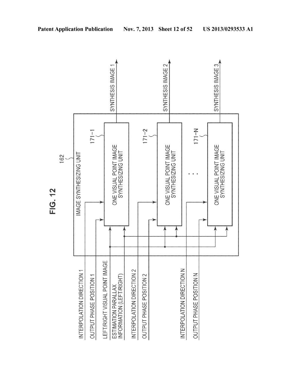 IMAGE PROCESSING APPARATUS AND IMAGE PROCESSING METHOD - diagram, schematic, and image 13