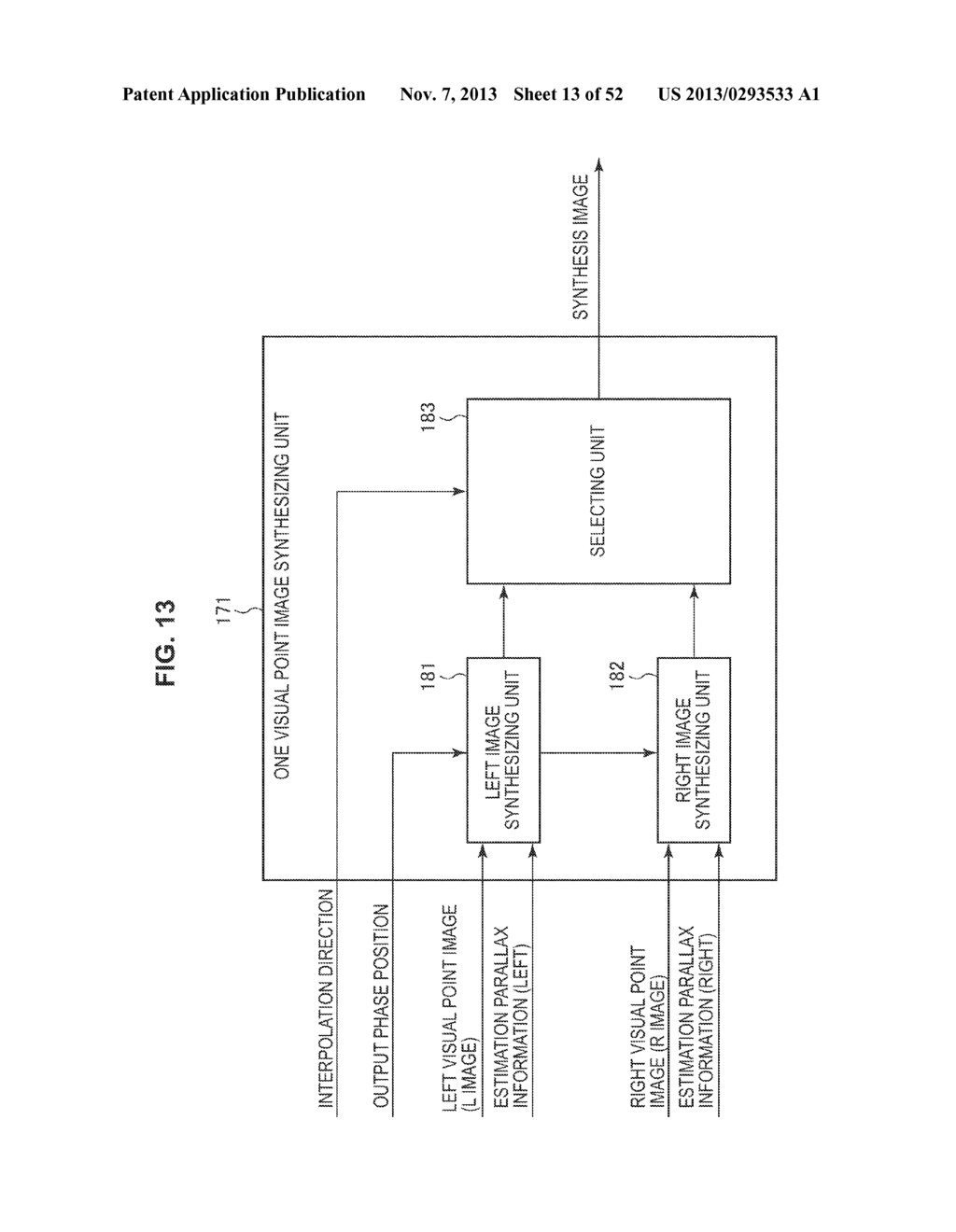 IMAGE PROCESSING APPARATUS AND IMAGE PROCESSING METHOD - diagram, schematic, and image 14
