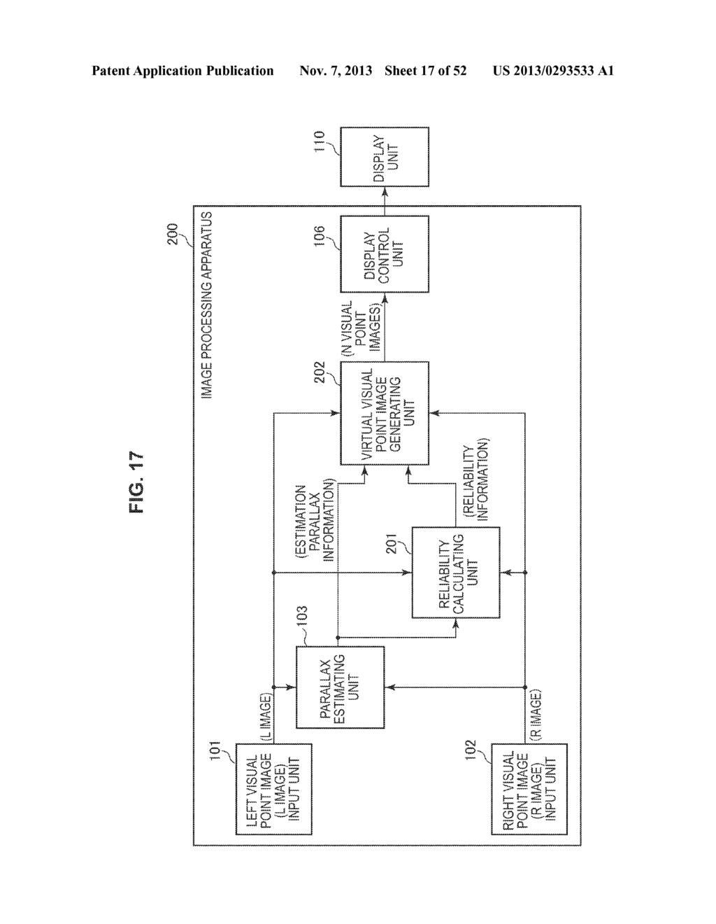IMAGE PROCESSING APPARATUS AND IMAGE PROCESSING METHOD - diagram, schematic, and image 18