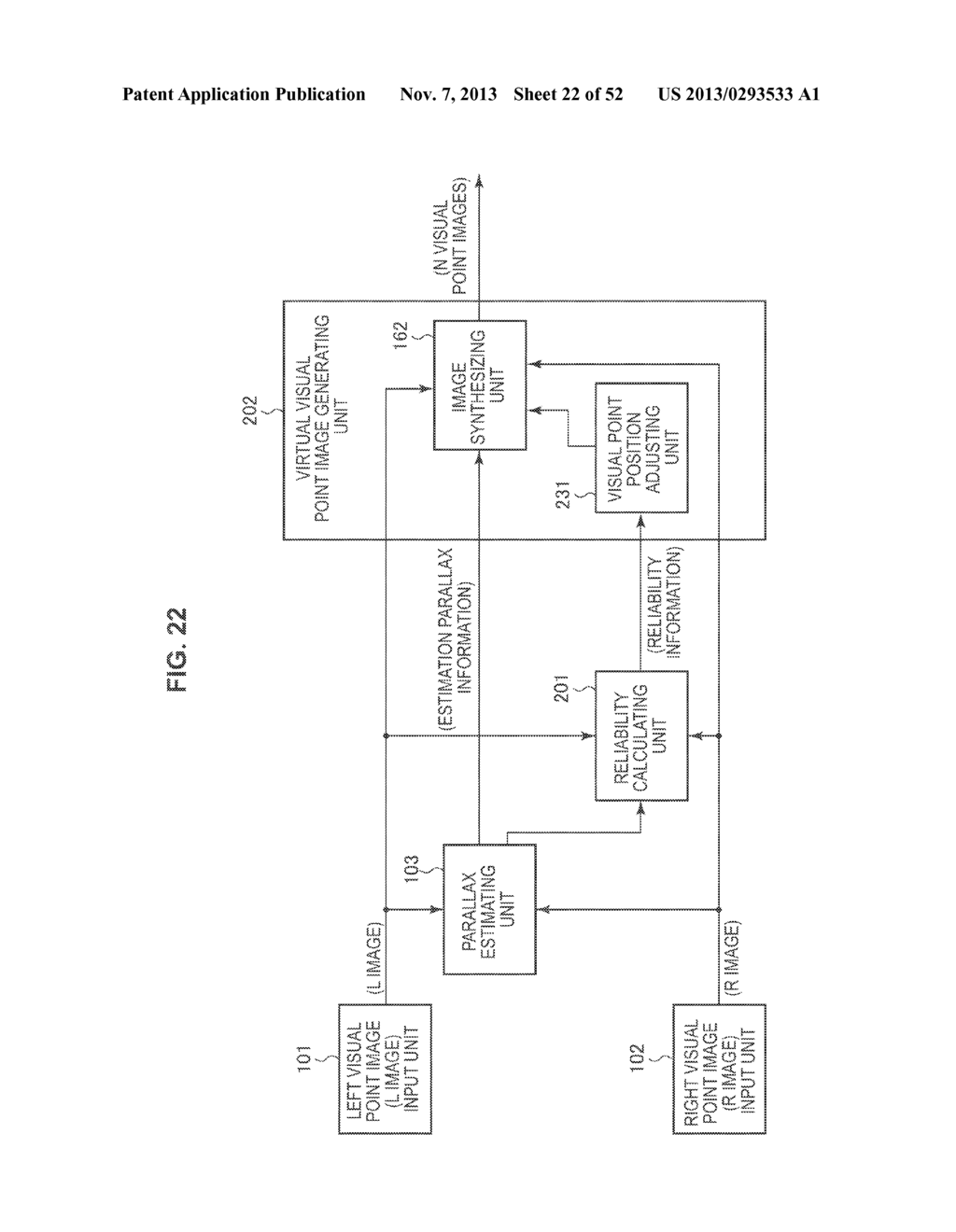IMAGE PROCESSING APPARATUS AND IMAGE PROCESSING METHOD - diagram, schematic, and image 23