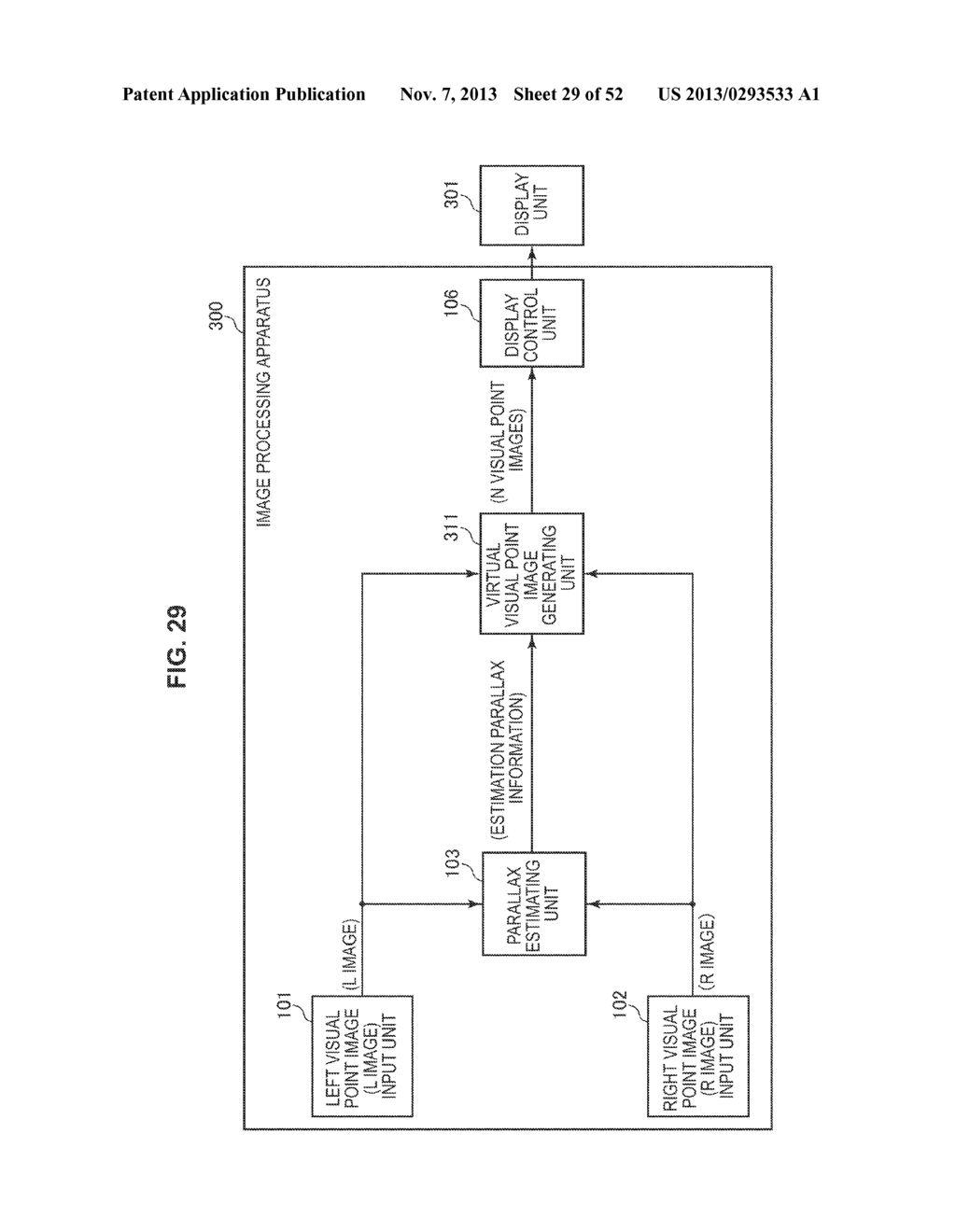 IMAGE PROCESSING APPARATUS AND IMAGE PROCESSING METHOD - diagram, schematic, and image 30