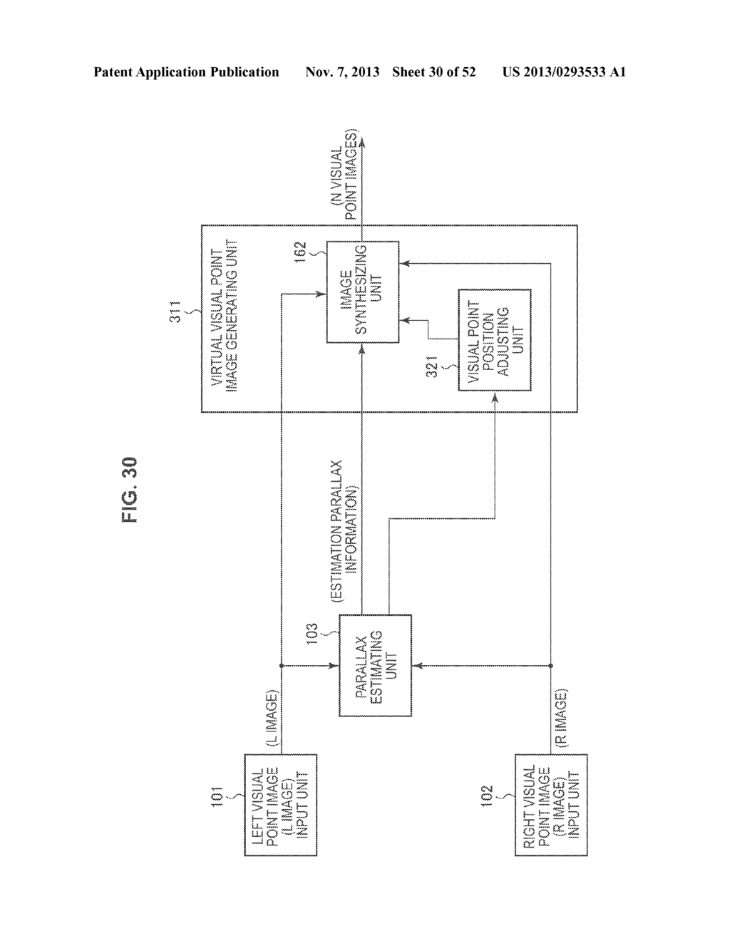 IMAGE PROCESSING APPARATUS AND IMAGE PROCESSING METHOD - diagram, schematic, and image 31