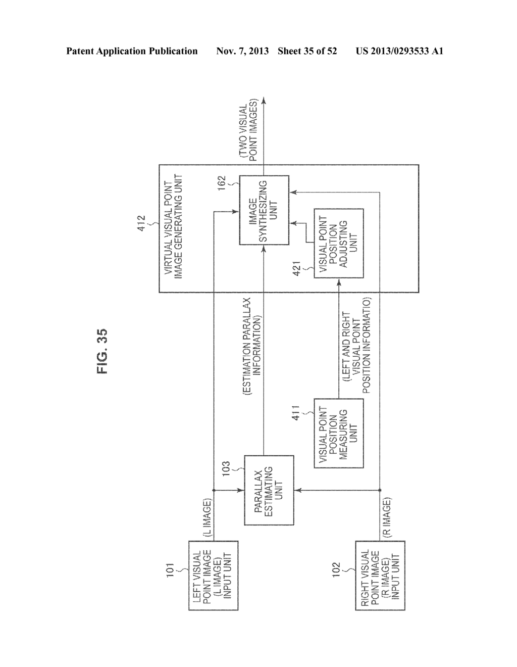 IMAGE PROCESSING APPARATUS AND IMAGE PROCESSING METHOD - diagram, schematic, and image 36