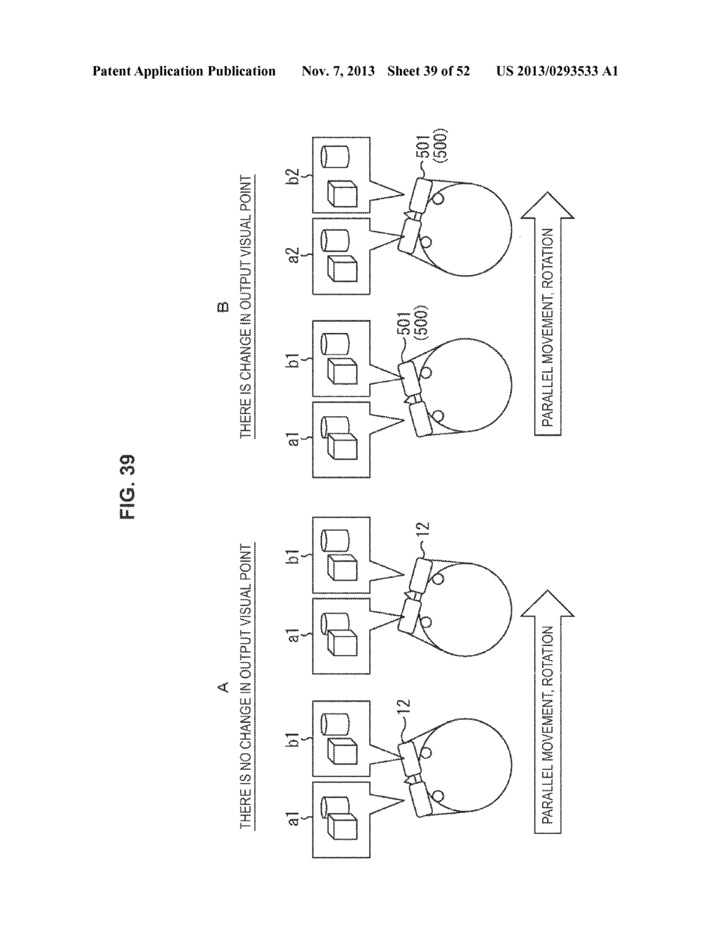 IMAGE PROCESSING APPARATUS AND IMAGE PROCESSING METHOD - diagram, schematic, and image 40