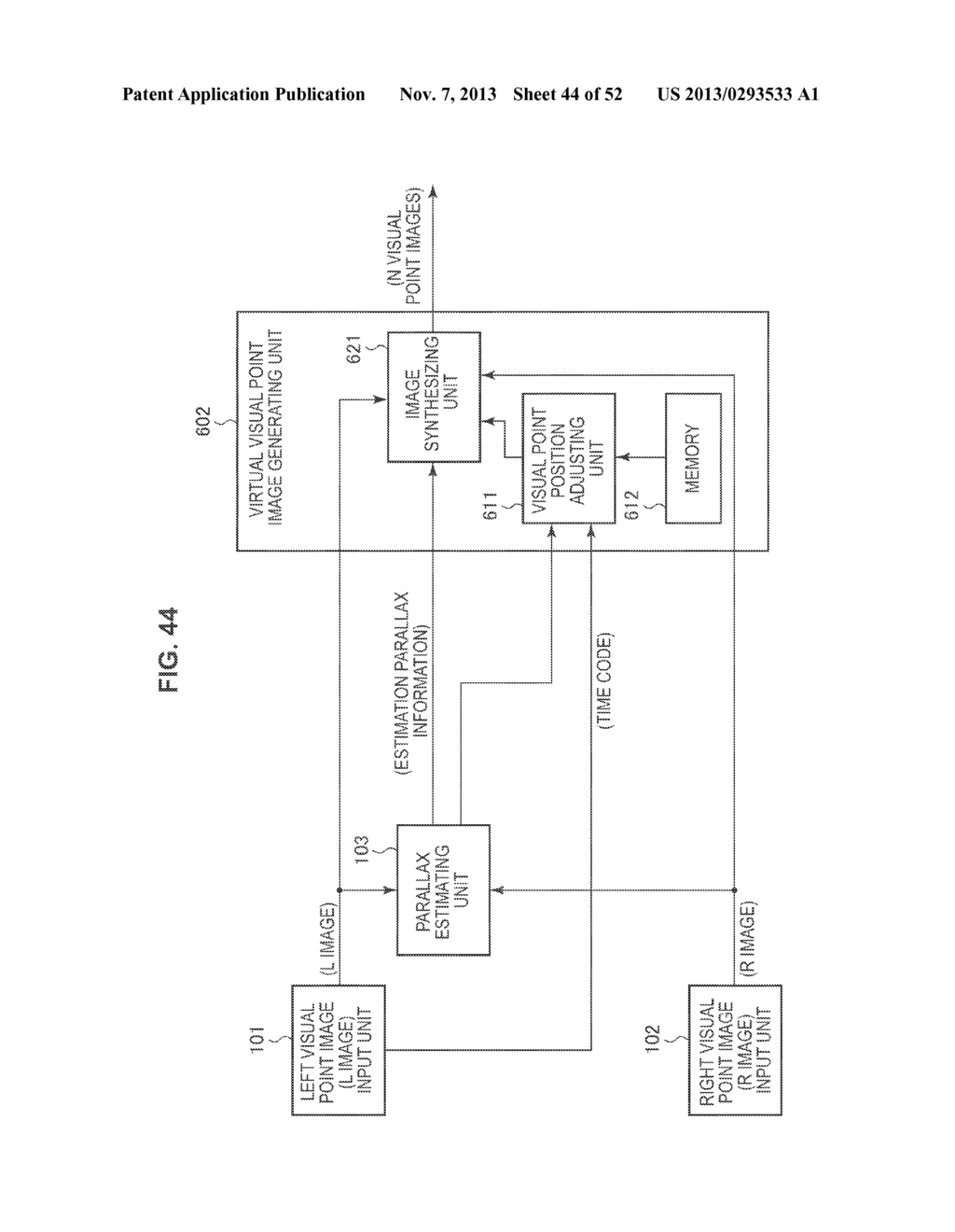 IMAGE PROCESSING APPARATUS AND IMAGE PROCESSING METHOD - diagram, schematic, and image 45