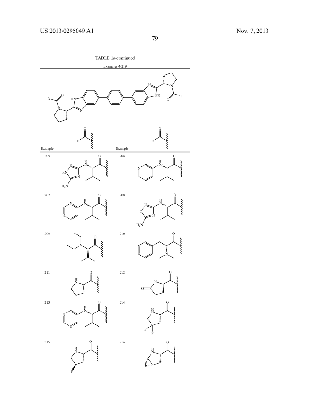 LINKED DIBENZIMIDAZOLE ANTIVIRALS - diagram, schematic, and image 80