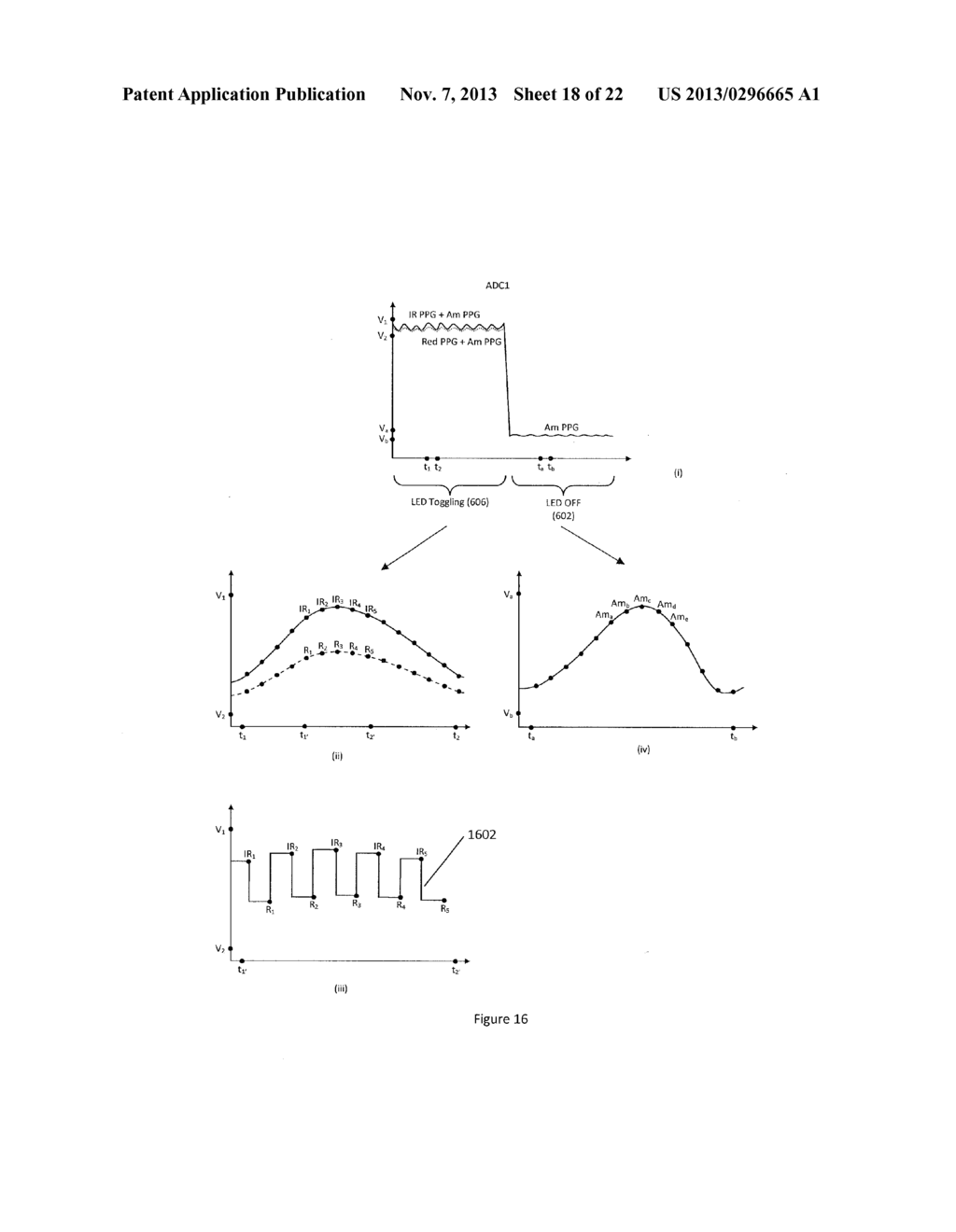 PHOTOPLETHYSMOGRAPHIC DEVICE AND METHODS THEREFORE - diagram, schematic, and image 19