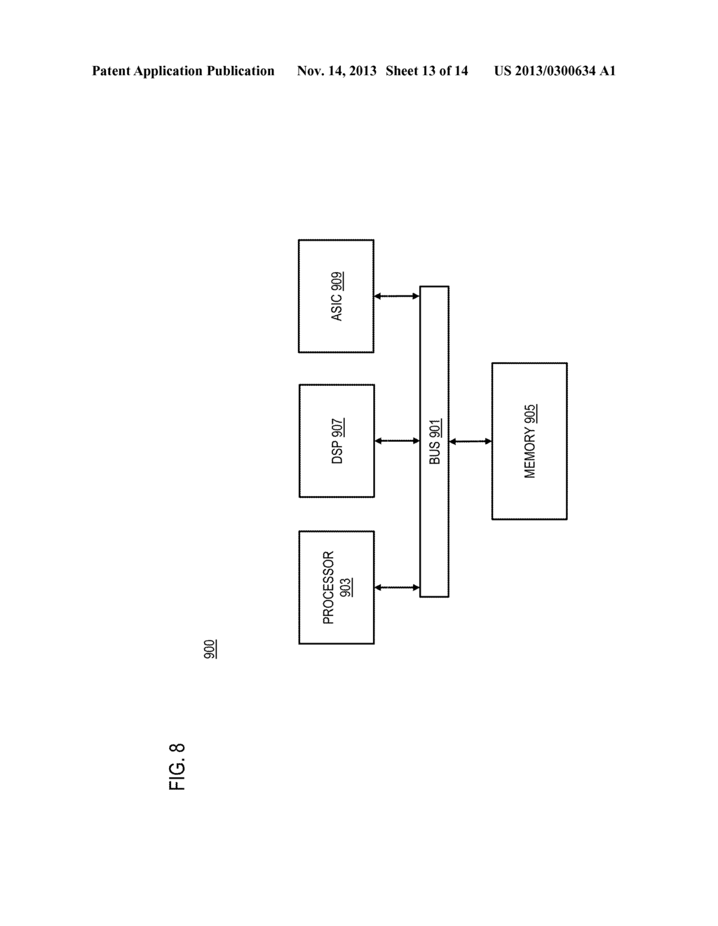 METHOD AND APPARATUS FOR DETERMINING REPRESENTATIONS OF DISPLAYED     INFORMATION BASED ON FOCUS DISTANCE - diagram, schematic, and image 14