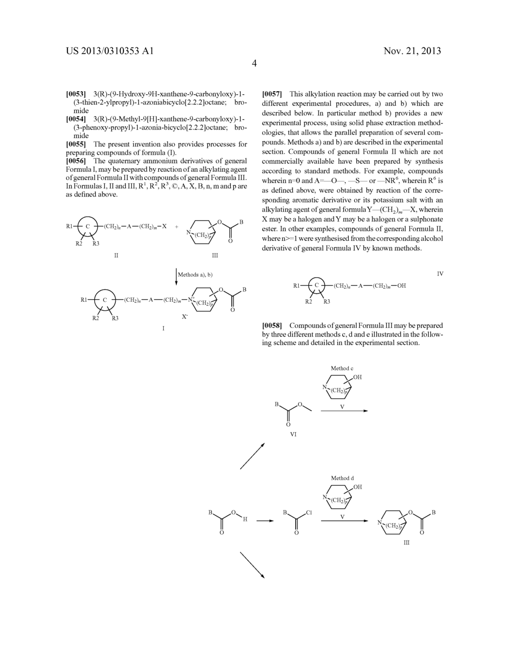 NOVEL QUINUCLIDINE DERIVATIVES AND MEDICINAL COMPOSITIONS CONTAINING THE     SAME - diagram, schematic, and image 05
