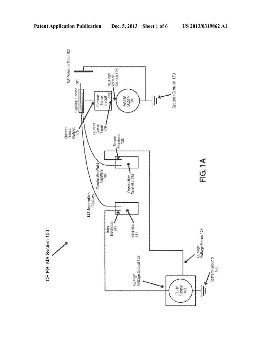 Leakage Current Sense Circuit For Error Detection In An Improved Leak Alarm Panel Wiring Diagram Capillary Electrophoresis Electrospray Ionization Mass Spectrometry System