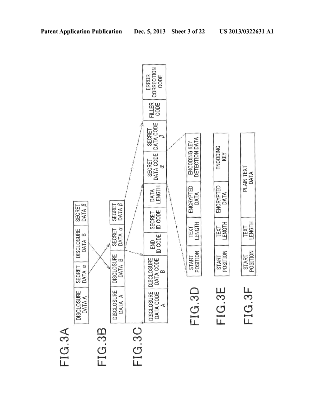 METHOD FOR PRODUCING TWO-DIMENSIONAL CODE AND READER FOR READING THE     TWO-DIMENSIONAL CODE - diagram, schematic, and image 04