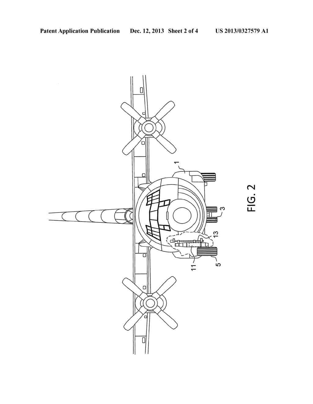 method and apparatus for measuring the weight of a c-130 aircraft, Schematic