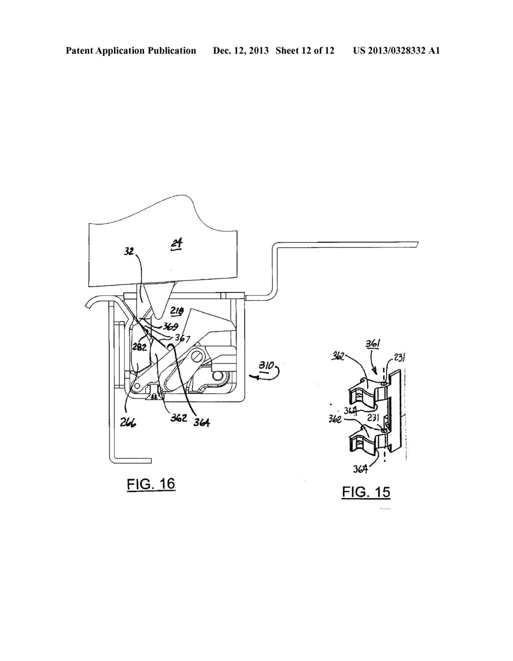 electric door strike having a dead latch release platform actuated rh patentsencyclopedia com Deadlatch Assembly Parts of a Deadlatch