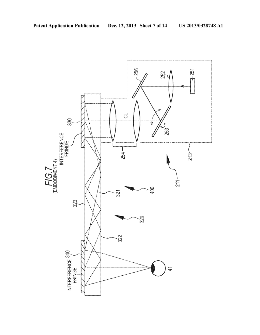 IMAGE DISPLAY APPARATUS AND HEAD MOUNTED DISPLAY - diagram, schematic, and image 08