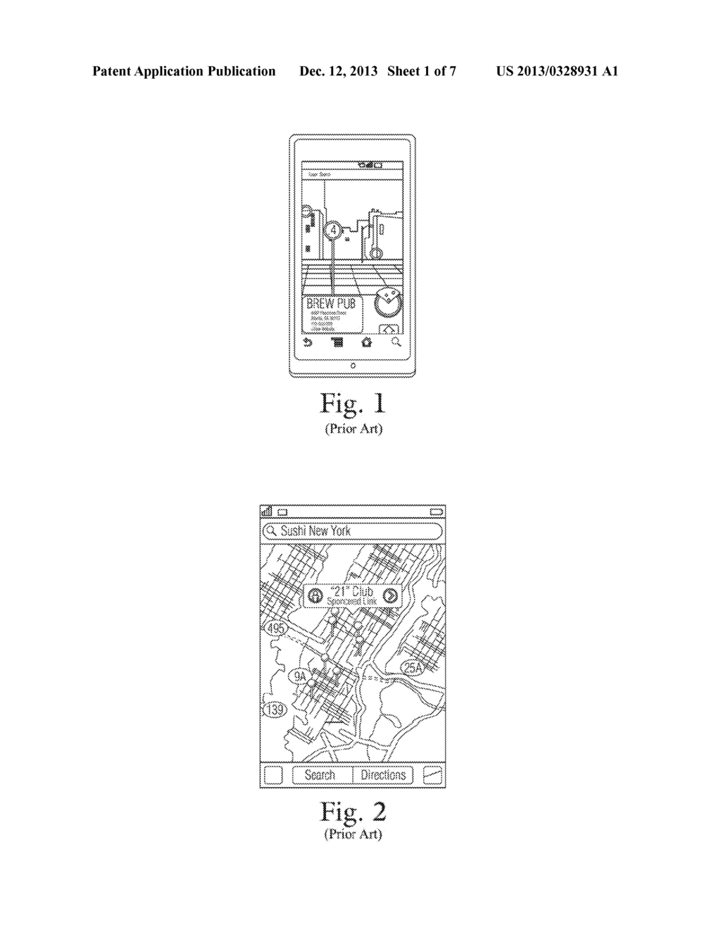 System and Method for Mobile Identification of Real Property by Geospatial     Analysis - diagram, schematic, and image 02