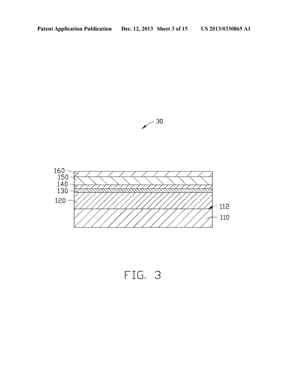 METHOD FOR MAKING LIGHT EMITTING DIODE - diagram, schematic, and image 04