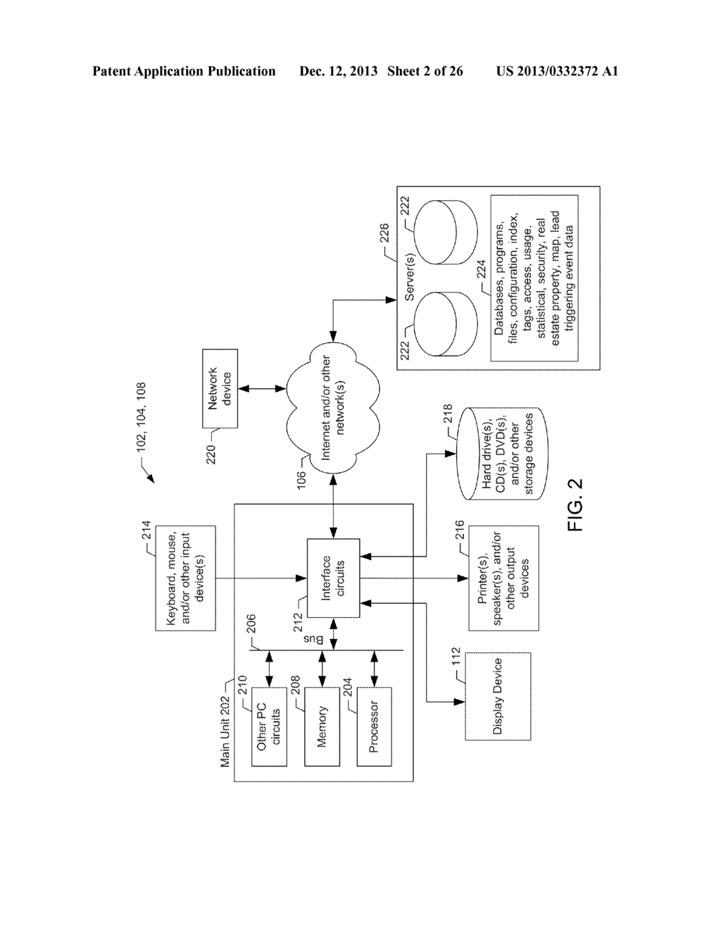 REAL ESTATE SYSTEMS AND METHODS FOR PROVIDING LEAD NOTIFICATIONS BASED ON     AGGREGATE INFORMATION - diagram, schematic, and image 03