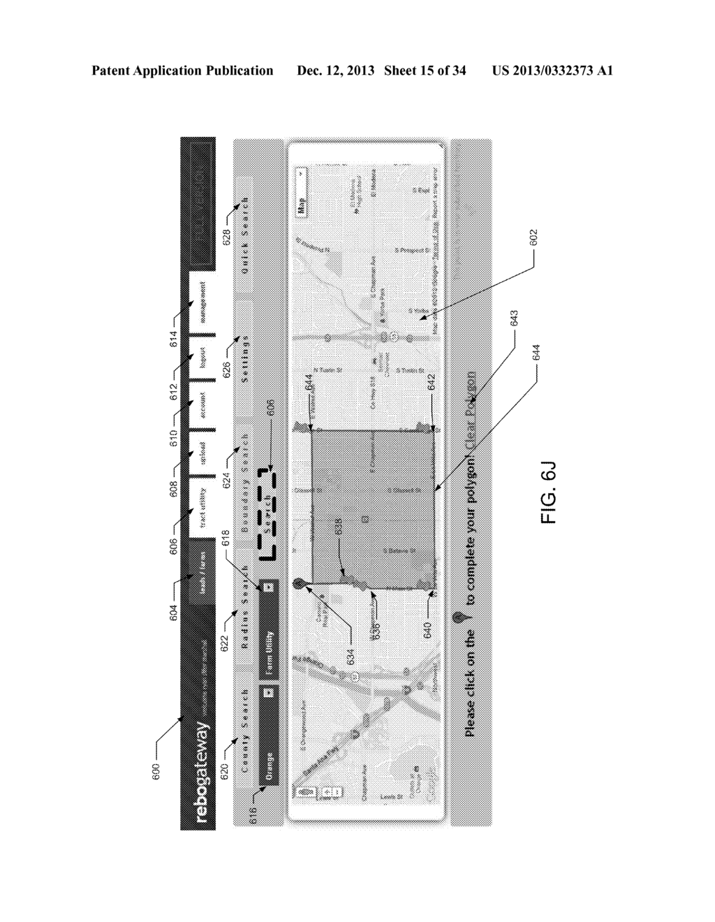 REAL ESTATE SYSTEMS AND METHODS FOR PROVIDING TRACT DATA - diagram, schematic, and image 16