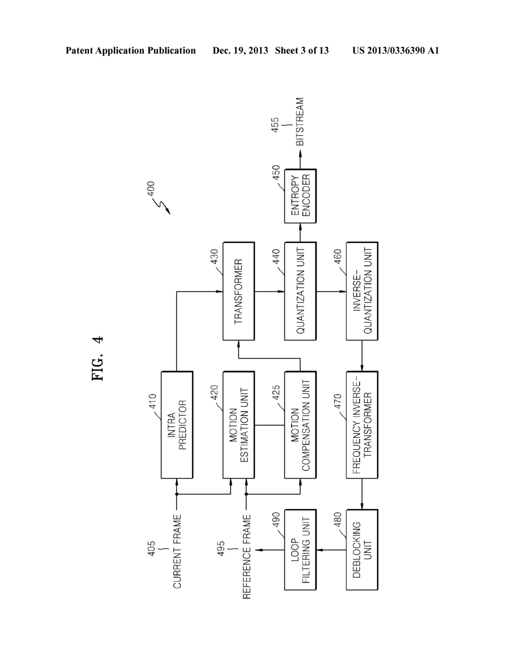 METHOD AND APPARATUS FOR ENCODING AND DECODING IMAGE BY USING LARGE     TRANSFORMATION UNIT - diagram, schematic, and image 04