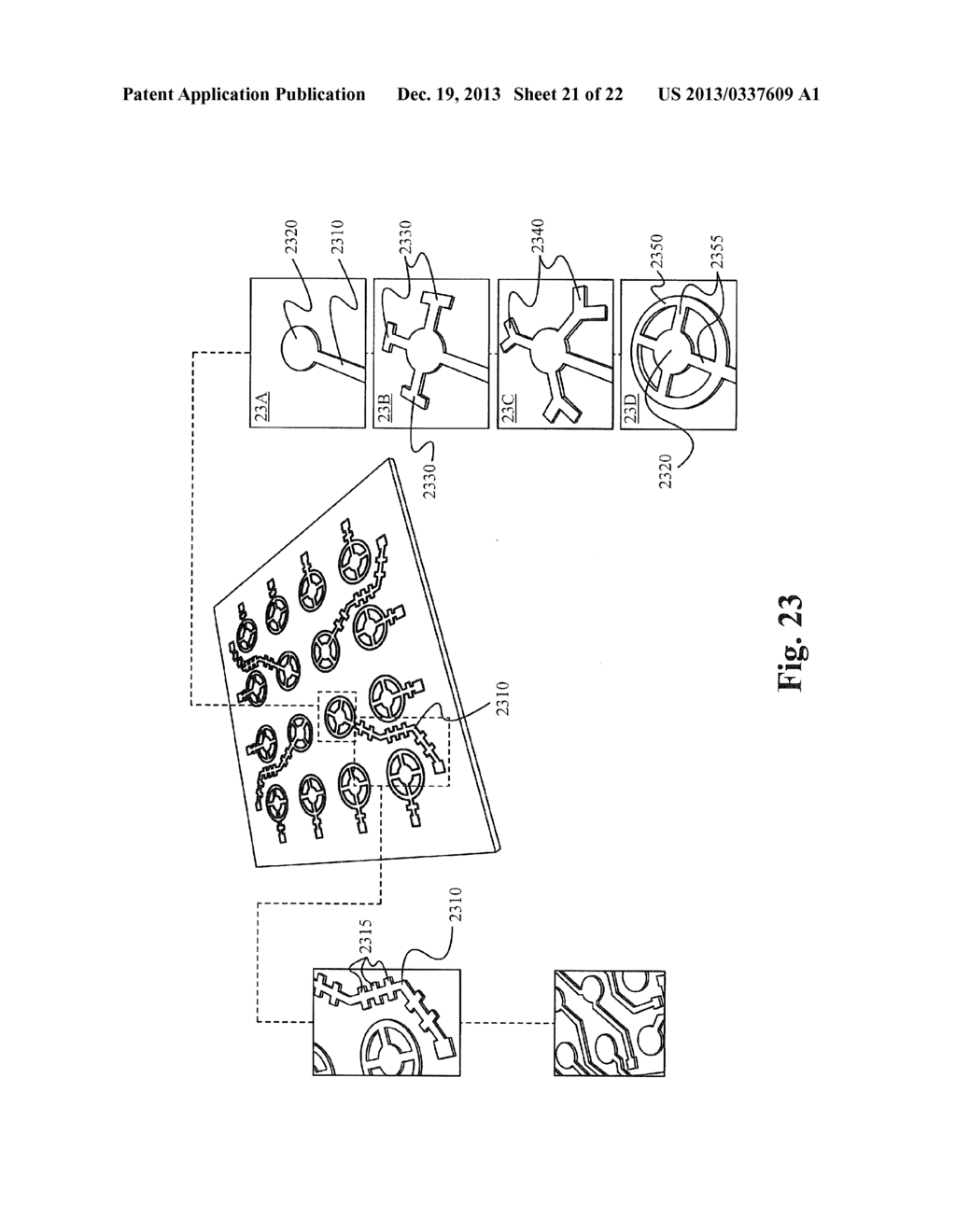 Land Unit Schematic Trusted Wiring Diagram Camera Flash Circuit Lead Frame Grid Array With Routing Connector Trace Under