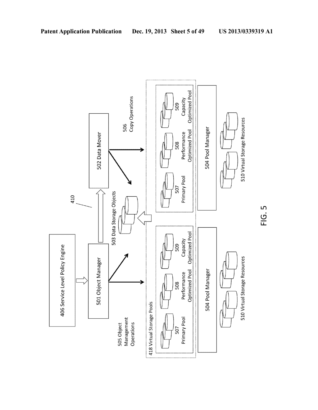 SYSTEM AND METHOD FOR CACHING HASHES FOR CO-LOCATED DATA IN A     DEDUPLICATION DATA STORE - diagram, schematic, and image 06