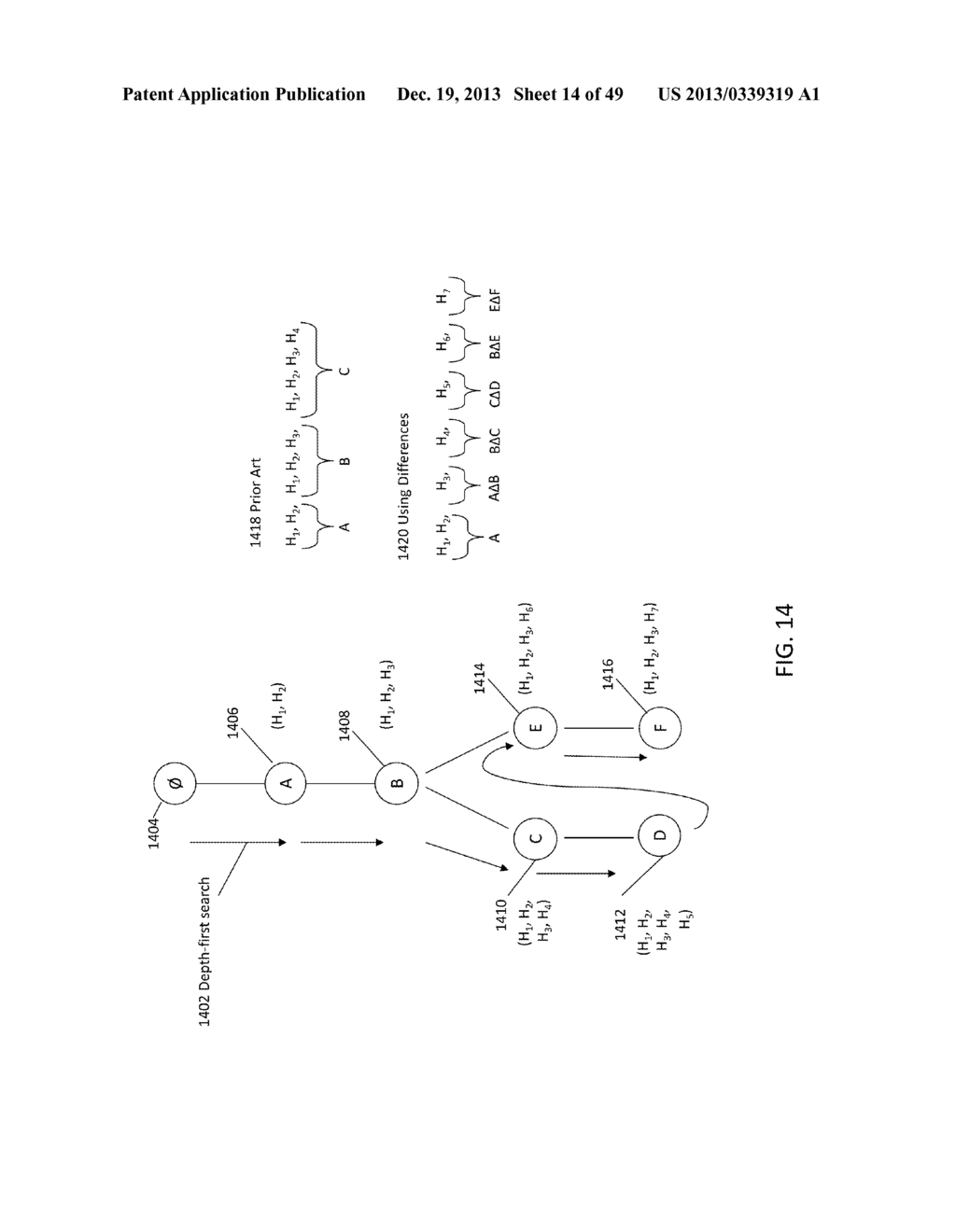 SYSTEM AND METHOD FOR CACHING HASHES FOR CO-LOCATED DATA IN A     DEDUPLICATION DATA STORE - diagram, schematic, and image 15