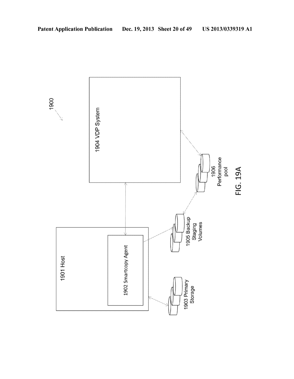 SYSTEM AND METHOD FOR CACHING HASHES FOR CO-LOCATED DATA IN A     DEDUPLICATION DATA STORE - diagram, schematic, and image 21