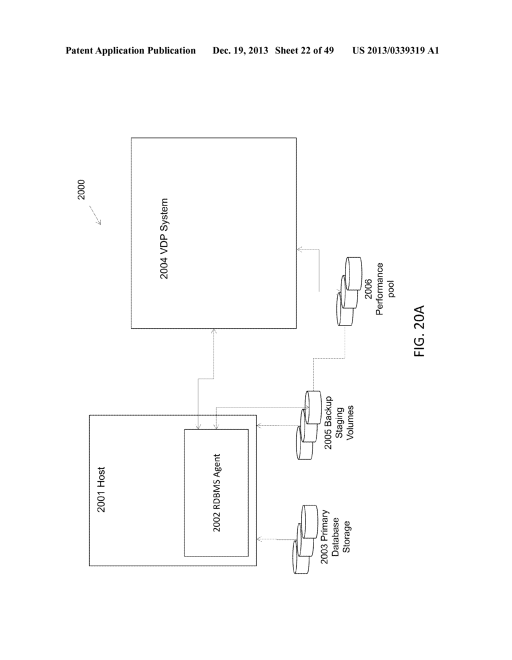 SYSTEM AND METHOD FOR CACHING HASHES FOR CO-LOCATED DATA IN A     DEDUPLICATION DATA STORE - diagram, schematic, and image 23