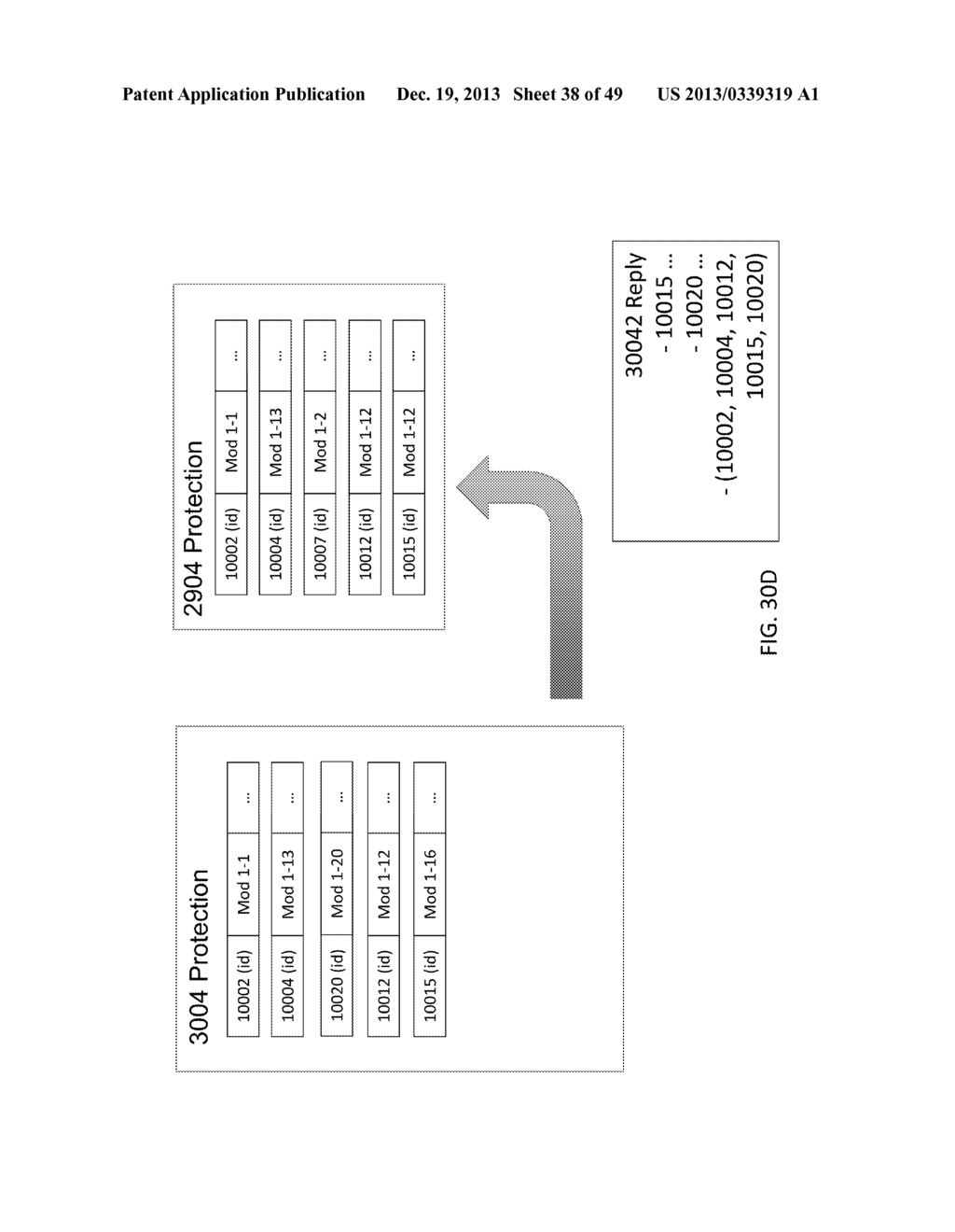 SYSTEM AND METHOD FOR CACHING HASHES FOR CO-LOCATED DATA IN A     DEDUPLICATION DATA STORE - diagram, schematic, and image 39