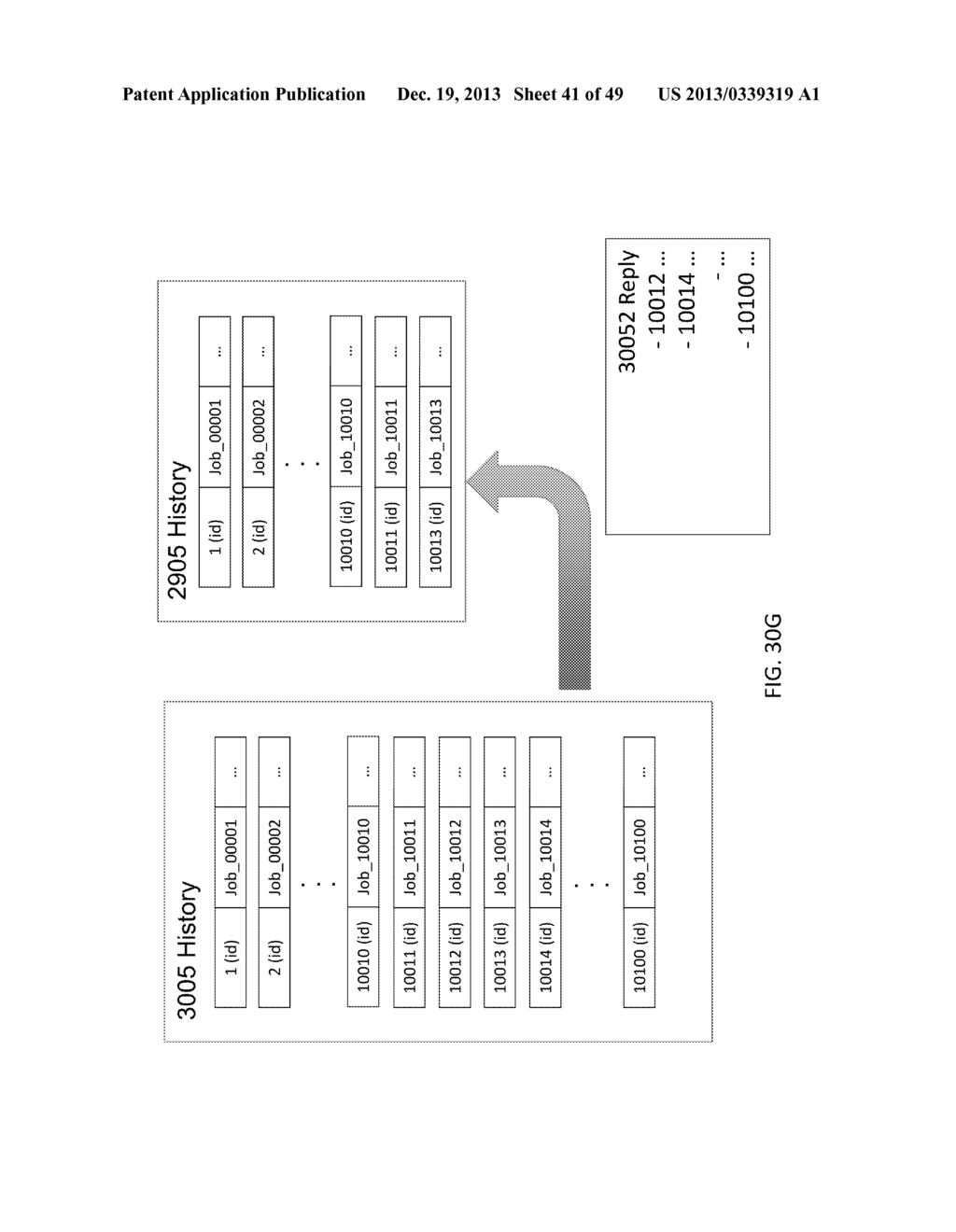 SYSTEM AND METHOD FOR CACHING HASHES FOR CO-LOCATED DATA IN A     DEDUPLICATION DATA STORE - diagram, schematic, and image 42